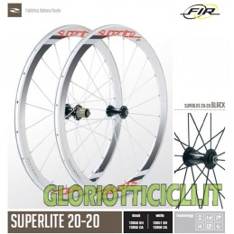 SUPERLITE 20-20 RACING WHEELS