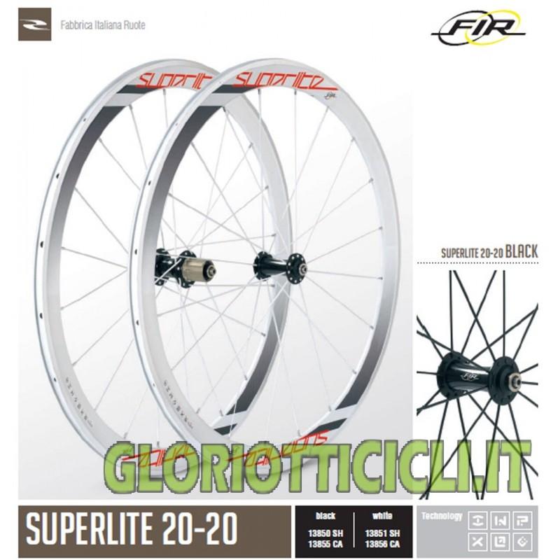SUPERLITE 20-20 RACING WHEELS