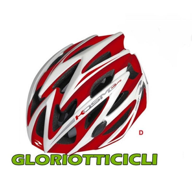 HELMET KOSMO CYCLE AIRLITE RED 230 GR.