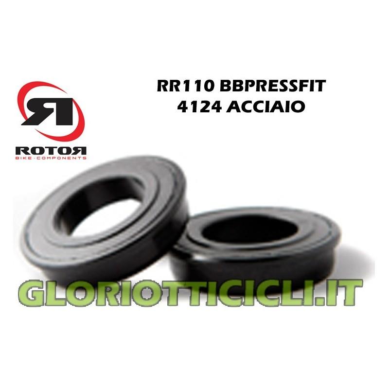 ROTOR RR110 BBPRESSFIT 4124 ACCIAIO NERO