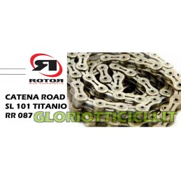 ROAD CHAIN SL 101 TITANIUM