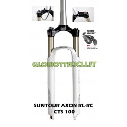 FORK AXON RL-RC CTS100