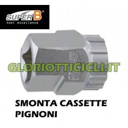 ESTRATTORE PROFESSIONALE CASSETTA PIGNONI SHIMANO/SRAM/CENTER LOCK