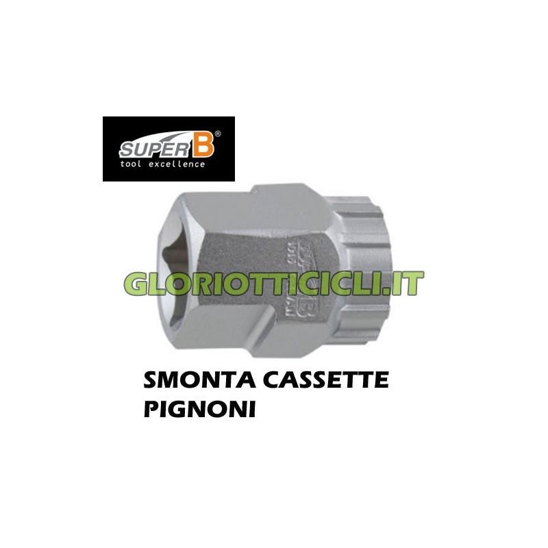 ATTREZZO SMONTA CASSETTA PIGNONI SHIMANO/SRAM/CENTER LOCK