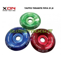COLORED STEERING TIE CAP 31.8mm.