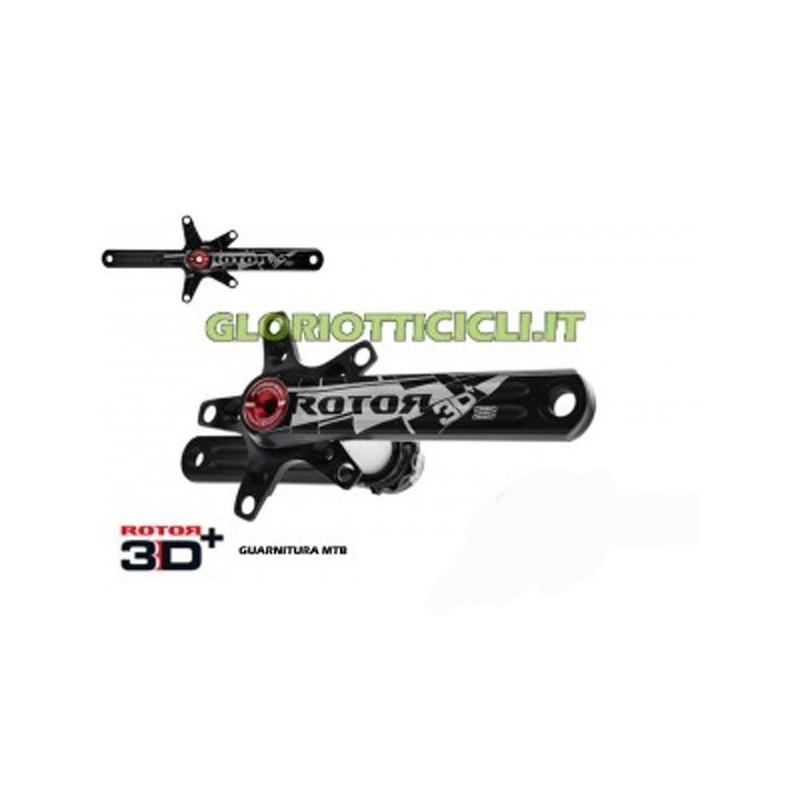 GUARNITURA MTB 3D+ XC2 110/74 BCD