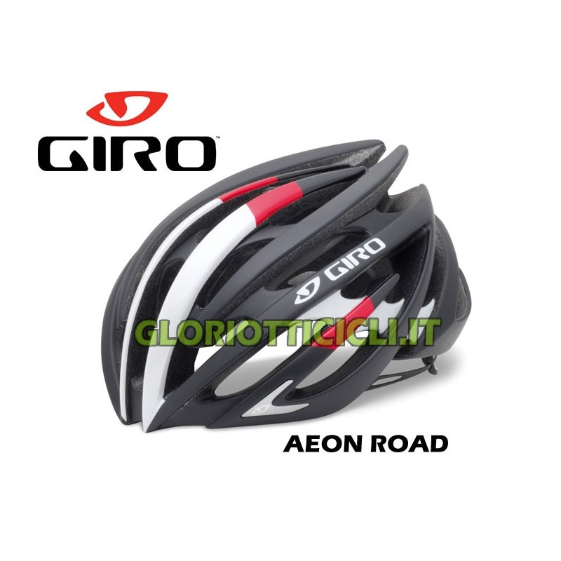 AEON CASCO ROAD RED/BLACK