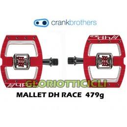 PAIR OF MALLET DHRACE PEDALS