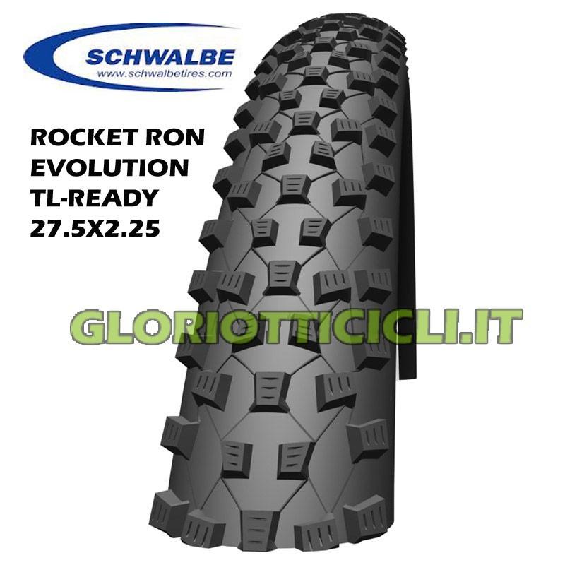 ROCKET RON TUBELESS READY 27.5X2.25