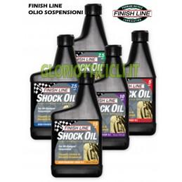 SHOCK OIL-OLIO PER SOSPENSIONI WT 5