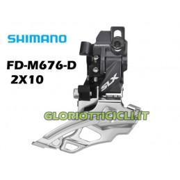 DERAGLIATORE FD-M676-D 2X10