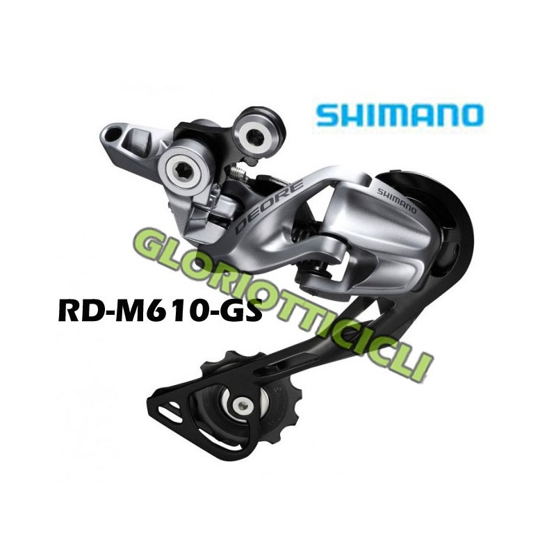 CAMBIO DEORE RD-M610-GS