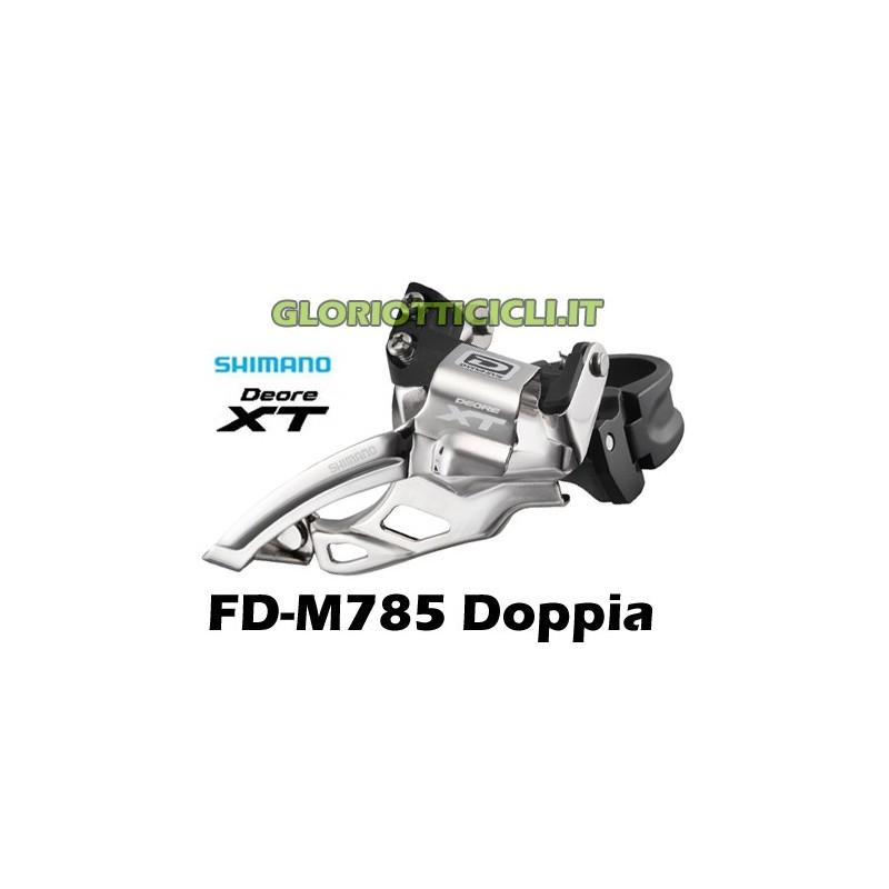 SHIMANO DERAILER XT FD-M785 2x10 Top Swing Speed