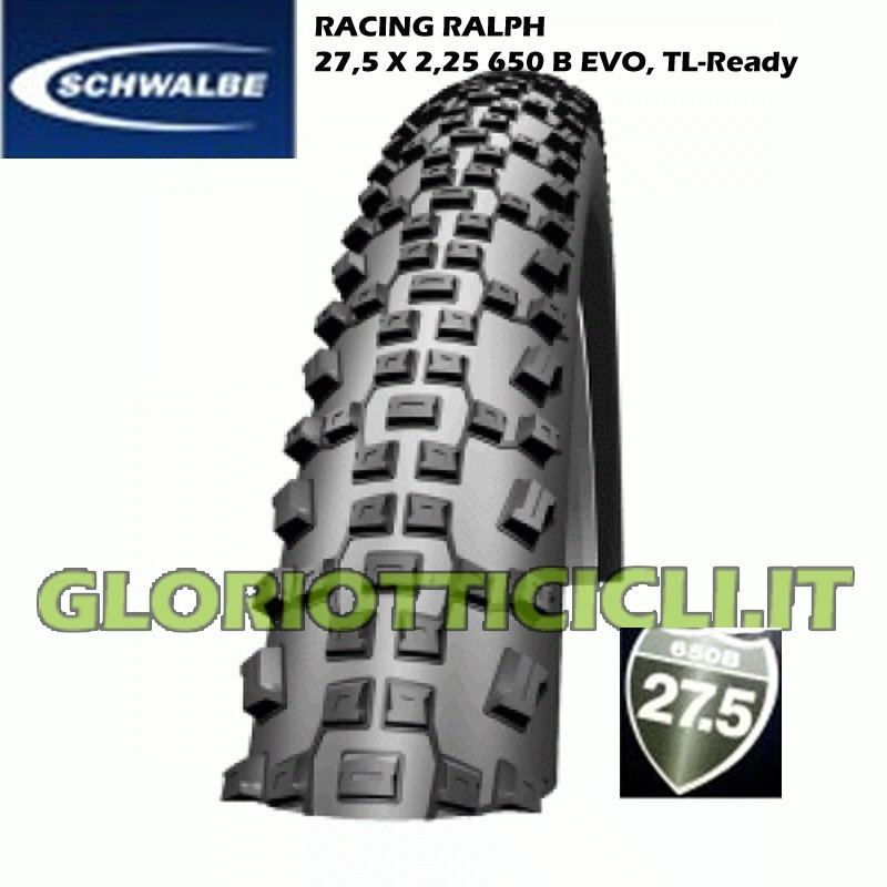 RACING RALPH EVO TL-READY 27,5x2,25