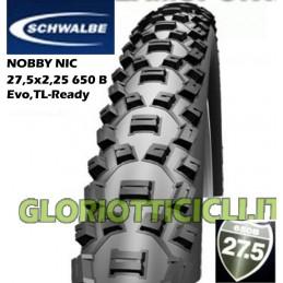 NOBBY NIC Evo,TL-Ready 27,5x2,25