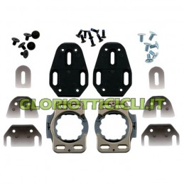 PAIR OF SPEEDPLAY LIGHT ACTION PEDAL CLEATS