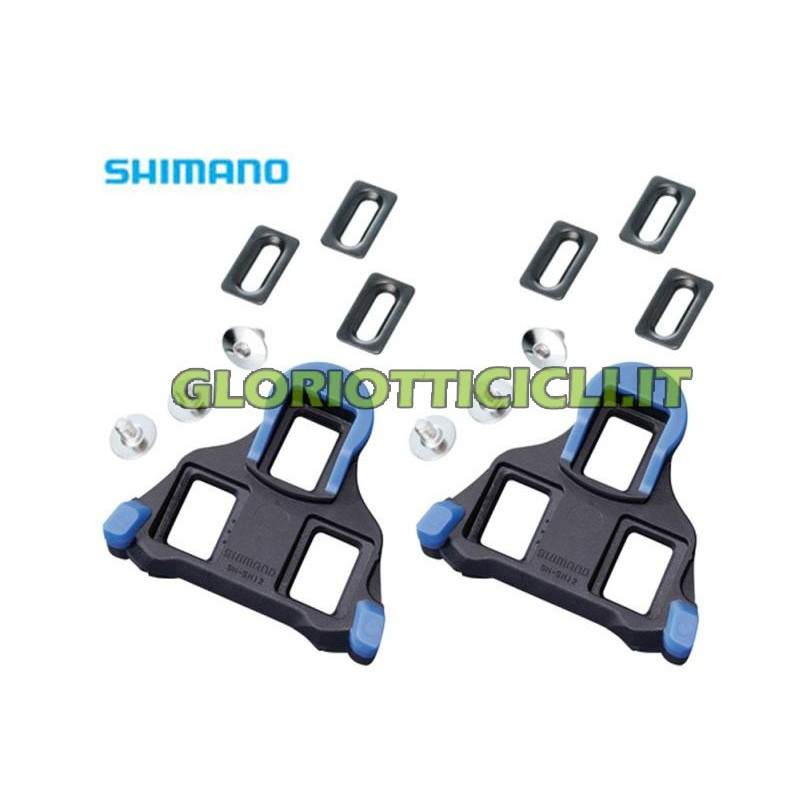 RIDE PEDAL CLEATS SM-SH12