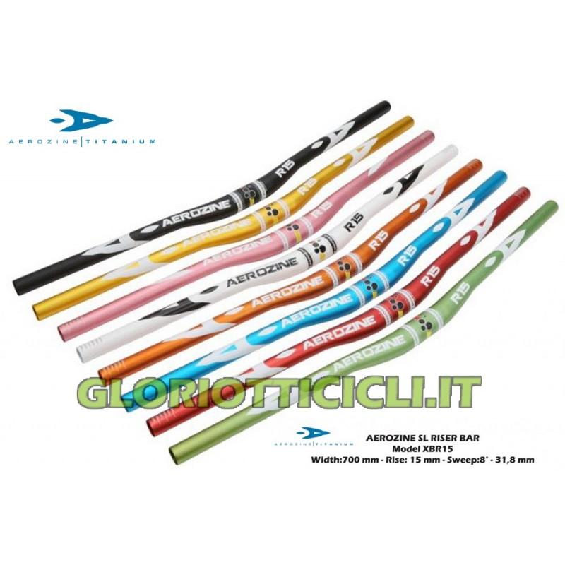 HANDLEBAR FOLD MTB 26/29 XBR15 700 mm x 31.8 mm