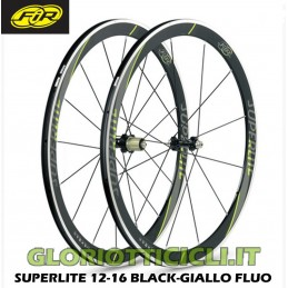 SUPERLITE 12-16 FLUO RACING WHEELS