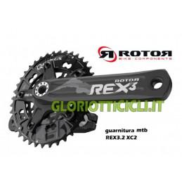 GUARNITURA MTB REX3.2 XC2 BDC110/60