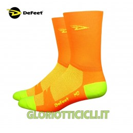 AIREATOR FLUORESCENT ORANGE SOCKS