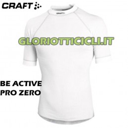 BE ACTIVE T SHIRT WHITE