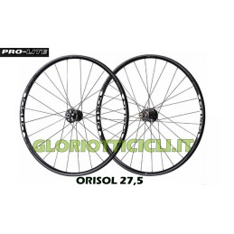 WHEEL PAIR ORISOL 27.5