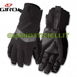 PROOF BLACK WINTER GLOVES