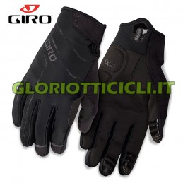 AMBIENT BLACK WINTER GLOVES