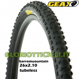 TUBELESS UST BARROMOUNTAIN 26X2.10