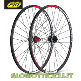 PAIR OF MTB FUSION LITE 27.5 TUBELESS WHEELS FOR SHIMANO