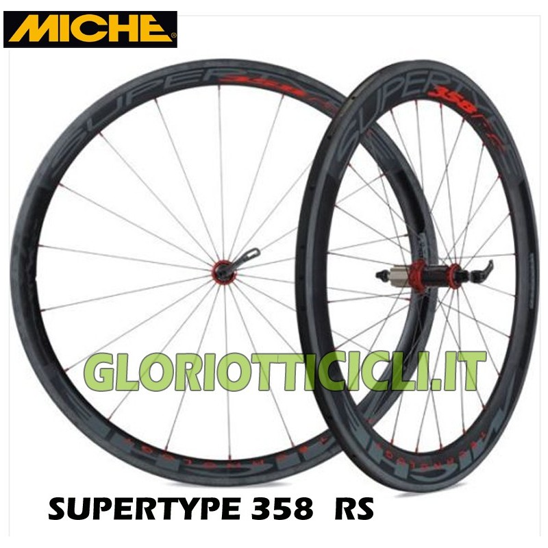 RUOTE CORSA FULL CARBON SUPERTYPUI