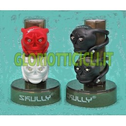 SKULLY SET LUCI -NERO + NERO