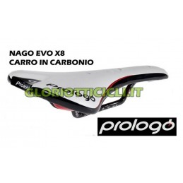SELLA NAGO EVO X8 NACK CARRO IN CARBONIO