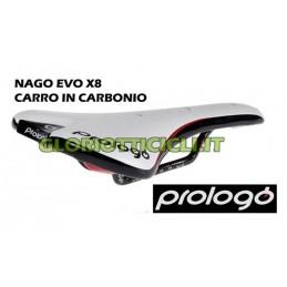 SELLA NAGO EVO X8 NACK CARRO IN CARBONIO