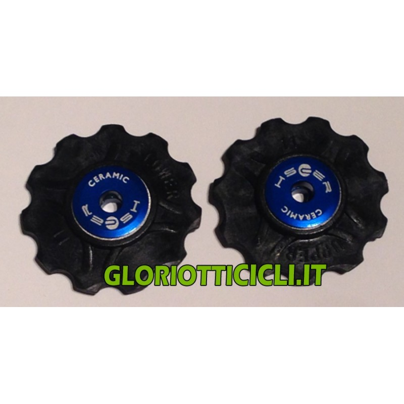 PULLEYS CHANGE THERMOPLASTIC CERAMIC 22 GRAMS