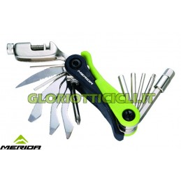 MULTI TOOL GREEN SET CHIAVI