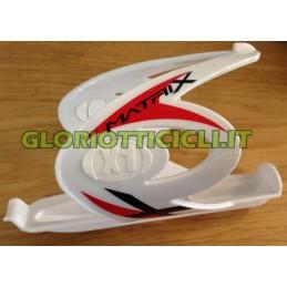 MATRIX X1 WHITE-RED-BLACK BOTTLE BEARER