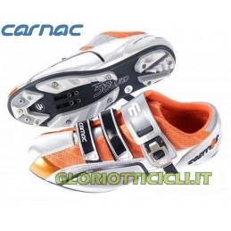 SCARPE MTB COSMOS ORANGE-SILVER-BLACK