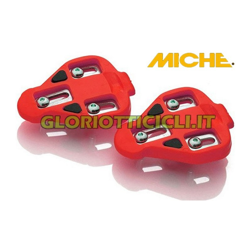 MICHE COMPATIBLE RUNNING PEDAL CLEATS