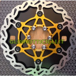 BRAKE DISC FLO-TOR 160 mm FLOATING-NEW 2014