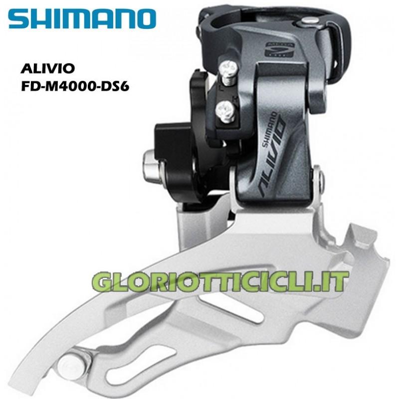 DERAGLIATORE ALIVIO SD-M4000-DS6 3x9S