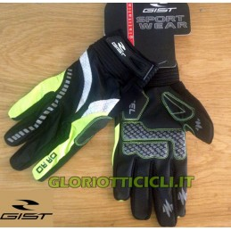 FREE RIDE GLOVES DR YELLOW FLUO