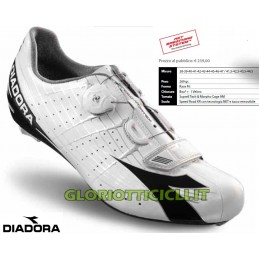 SCARPE CORSA SPEED VORTEX WHITE-BLACK