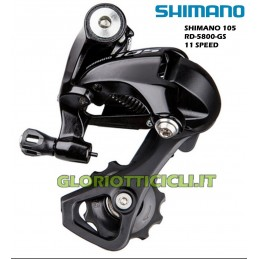 CAMBIO SHIMANO 105 RD-5800-GS 11S