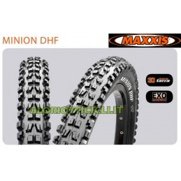 MINION DHF EXO TR 26 x 2.50 3C MINION MTB COVERAGE