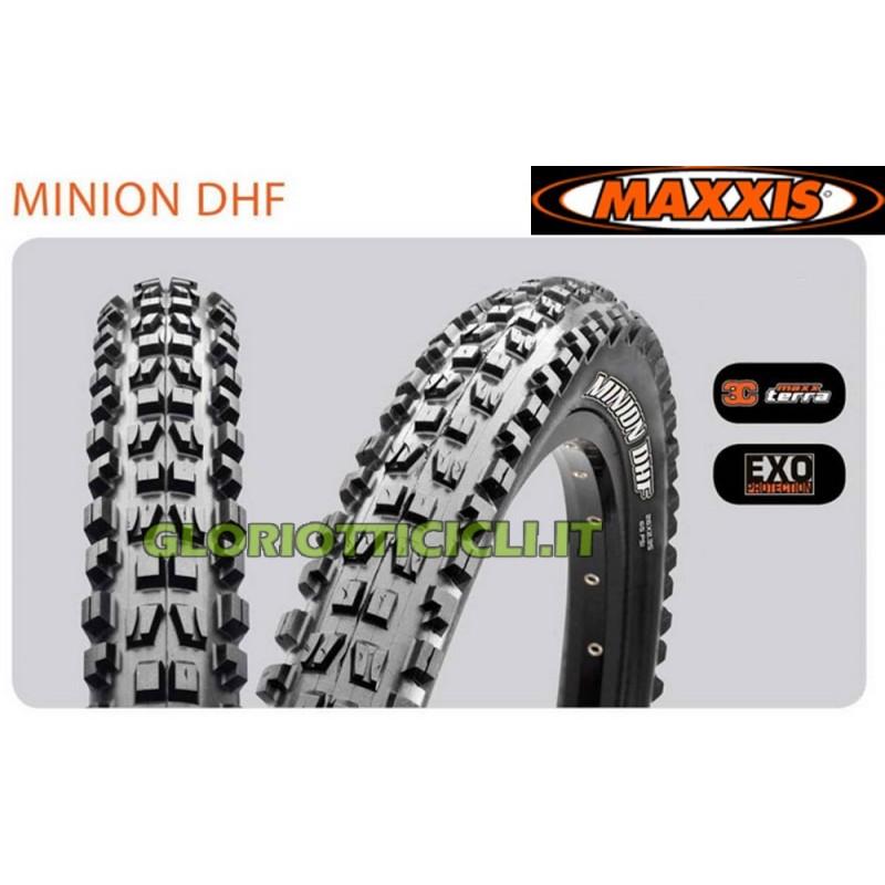 MINION DHF EXO TR 26 x 2.50 3C MINION MTB COVERAGE