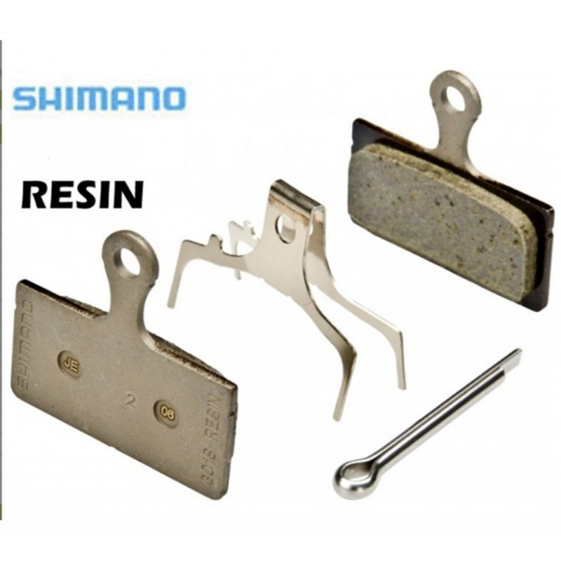 G01S RESIN MTB PADS FOR SLX-XT-XTR AT THE END
