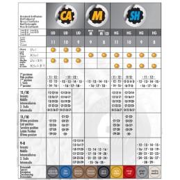 CASSETTE PINIONS PRIMATO 11V 12-30 CAMPAGNOLO