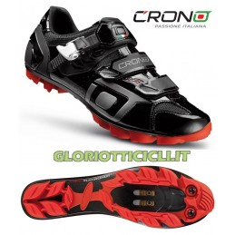 TRACK BLACK 2015 MTB SHOES